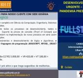 PORTAL DE VAGAS –  Junte-se à empresa  QUALIFICA RH – IT que realiza um diferencial no mercado com profissionais de tecnologia.